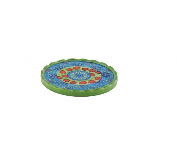 Handcrafted Ceramic Coaster