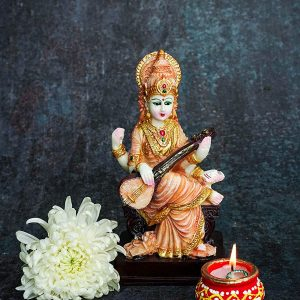 Saraswati Goddess Idols